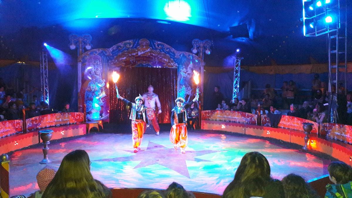 Die Zirkusprojektwoche